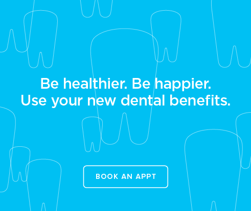 Be Heathier, Be Happier. Use your new dental benefits. - Arvada Modern Dentistry